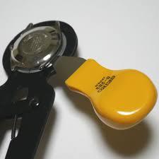 時計工具 ヒビ