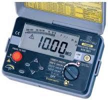 共立電気計器  表示