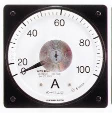 電気計器 メモリの数字や指示