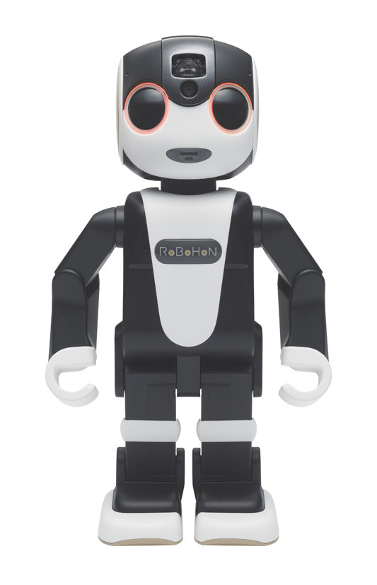 ロボット電話 シャープ