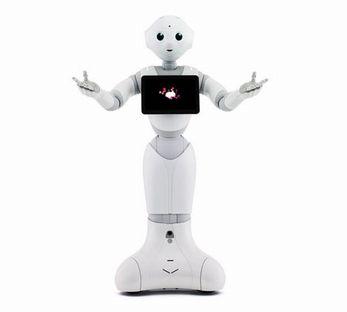 家庭用ロボット ソフトバンク