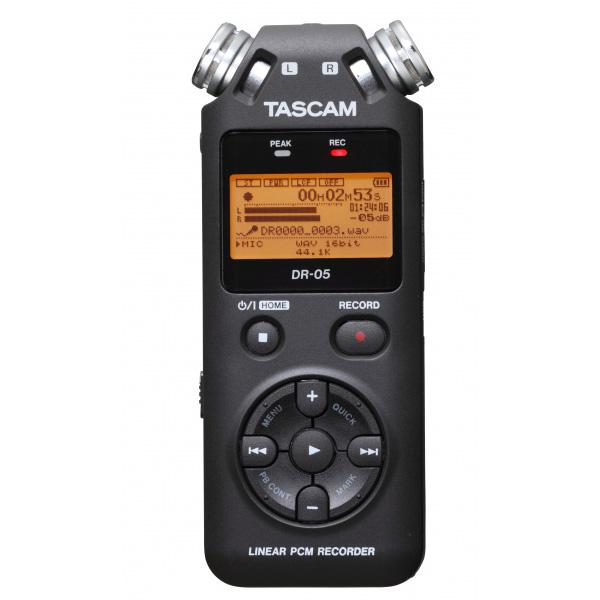 録音機 TASCAM