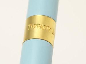 ティファニー製のボールペン