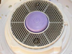 水素風呂 電源スイッチ
