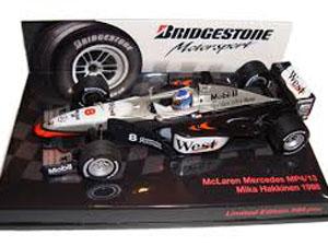 F1グッズ モデルカー