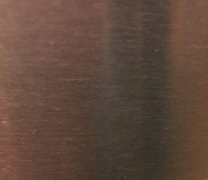 アルミ部分の線傷