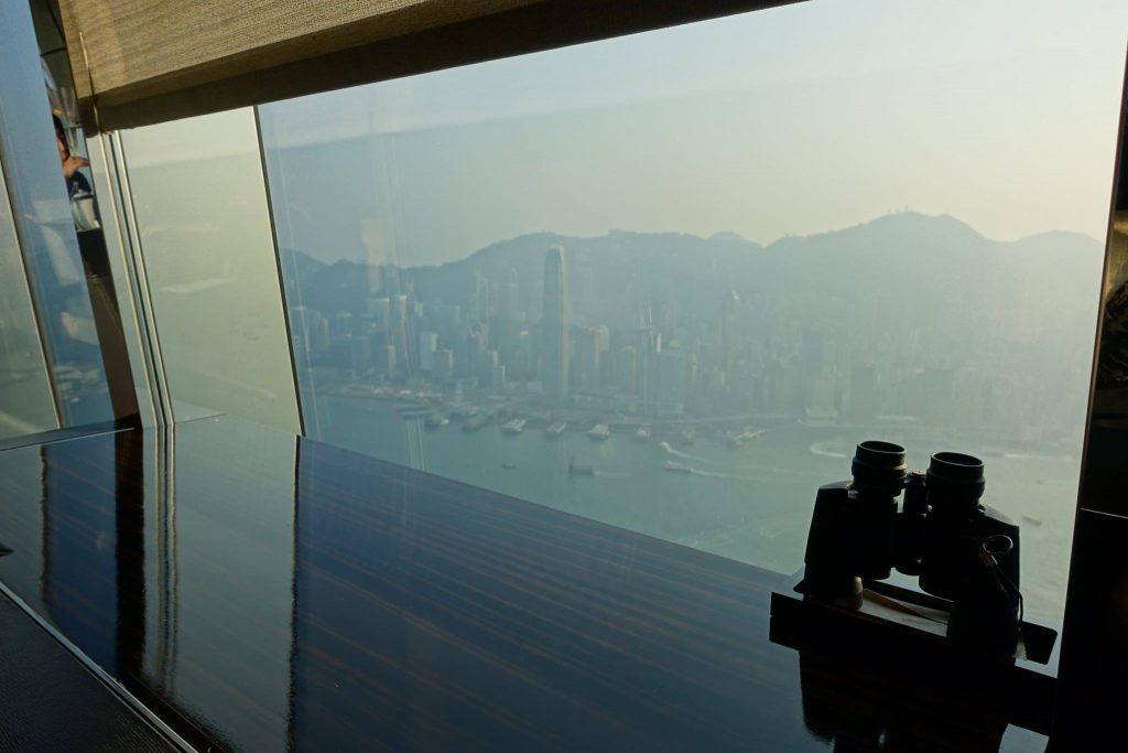 香港 リッツカールトン