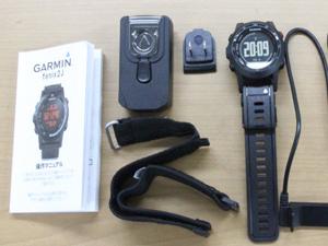 登山用時計 付属品一式