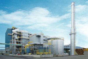 バイオマス発電施設