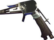 空圧工具 レバー