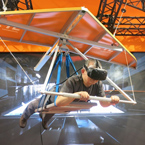 VRハンググライダー