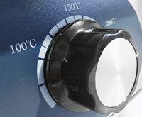 クレープメーカー 温度調整