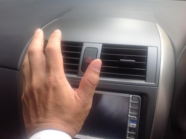 車 エアコン エコ