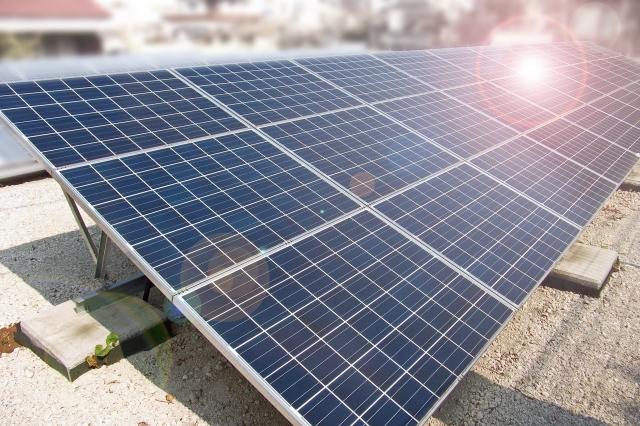 エコ 太陽光パネル