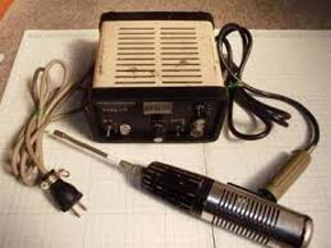 リークテスター センサーの接触