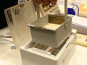 豆腐製造装置 正常