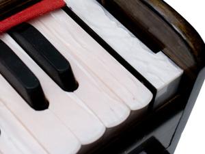 ハルモニウム 鍵盤不具合