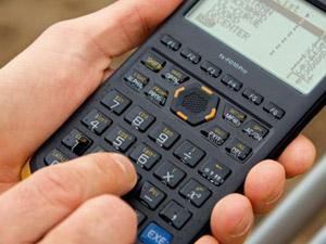 測量電卓 ボタンの動作