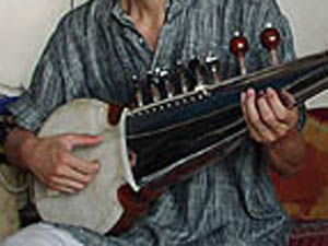 サロード 楽器