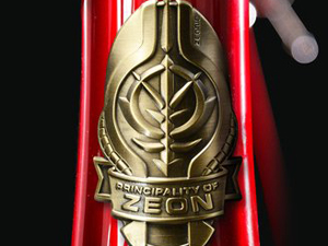 シャア専用ロードバイク ロゴ