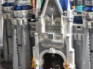 LEGO ディズニーシンデレラ城 傷・へこみ無し