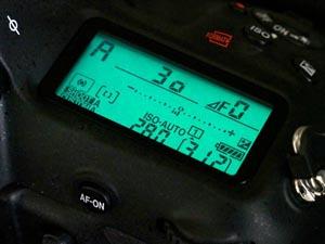 ニコン D5 設定ボタン