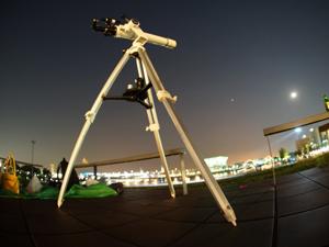 天体望遠鏡の検品にはどの位時間掛かるの