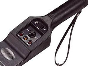 竹中エンジニアリング 携帯型金属探知器 ストラップ破損無し