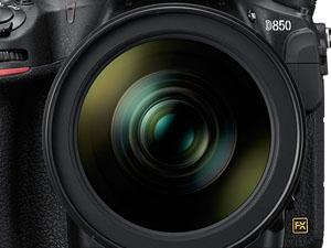 ニコン D850 レンズ傷無し