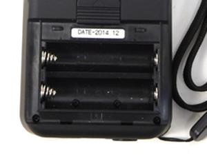 セコニック スペクトロマスター 乾電池接触
