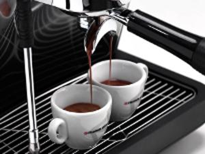 シモネリ オスカー コーヒー抽出