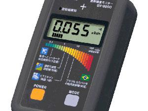 高感度放射線検知器 電源