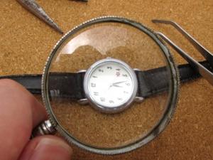鹿児島 時計の修理方法