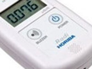 環境放射線モニター 音異常なし