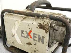 新品 エクセン EXEN マイクロインバーター 汚れ