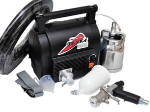 精和 温風低圧塗装機 クリーンボーイ 付属品一式