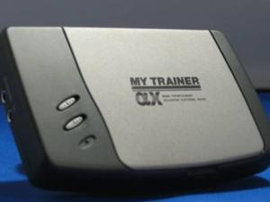 α波動機誘導効果デバイス マイ・トレーナーαX 付属品一式