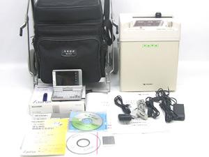 空気環境測定器 付属品一式