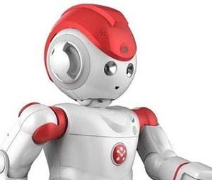 ヒューマノイド アルファ2 インテリジェントロボット 各センサー正常