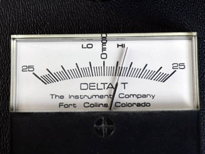 神経圧迫測定器 DELTA デルタ メータ正常