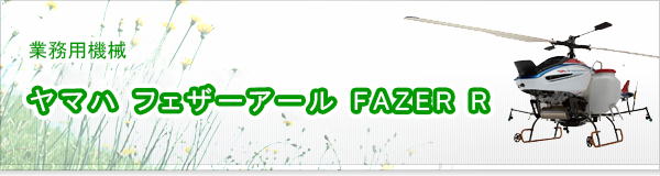 ヤマハ フェザーアール FAZER R買取