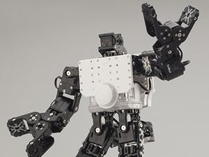 バイオロイド 組み立て式ロボット 傷なし