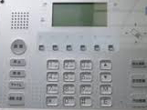 サクサ 火災通報装置用試験装置 簡易擬似交換機 ボタン正常作動