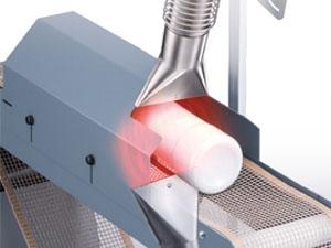 HAKKO 白光 ヒーティングマシン シュリンクトンネル 熱・温度調整 問題なし