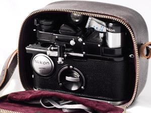 ニコン 携帯顕微鏡 H型 ケース