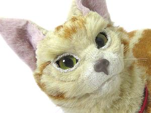 オムロン 猫型ロボット ネコロ necoro 毛 ゴワゴワ無し