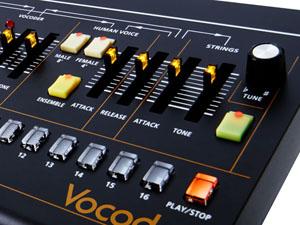 ローランド Vocoder ボコーダー 電源正常