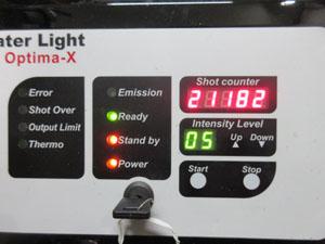 ウォーターライト オプティマックス WATER LIGHT OPTIMA X