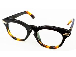 大澤鼈甲 メガネ フレーム変形無し