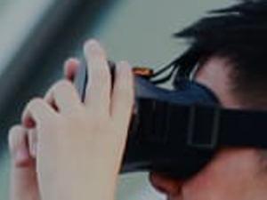 ハコスコ Insta360 Pro VRゴーグルとの連動